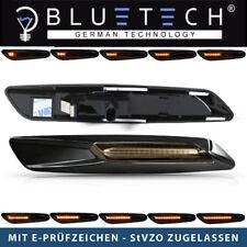 2x Dynamische 18 SMOKE LED Seitenblinker BMW lang 3er 5er X1 X3 E90 E60 E61 E84