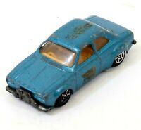 Corgi Juniors Whizz Wheels Ford Escort Great Brittain Vintage Toy Car H212