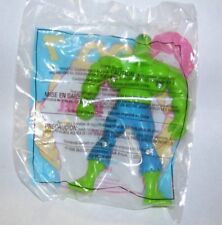 Marvel Comics Hulk Figurine 1996 McDonald's Premium Toy NIP