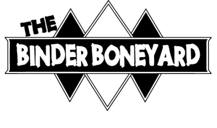 Binder Boneyard