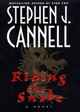 Riding the Snake by Stephen J. Cannell (1998, Hardcover)