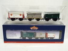 BACHMANN 38-380K SET OF ANNIVERSARY VANS 2011 EXCLUSIVE CC NEW MIB (C236)