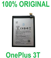 REAL Original OnePlus 3T Battery BLP633 Replacement Battery With Tools 3400 mah