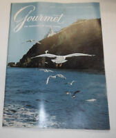 Gourmet Magazine The Porcelain Of Limoges July 1975 102214R