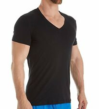 La Perla Mens Cotton Club V‑Neck T‑Shirt (XX-Large)