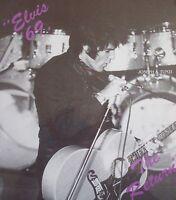 SUPER RARE ELVIS PRESLEY PHOTO BOOK - ELVIS 69 THE RETURN - JOE TUNZI - USA
