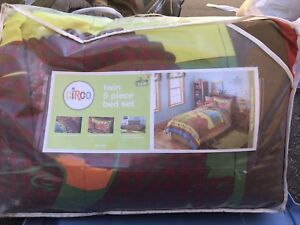 Circo Dinosaures Twin Bedding Set