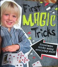 Magic Tricks Hardback Book for children