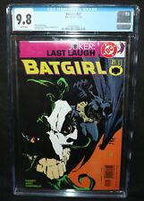 Batgirl #21 - Tim Sale Joker Cover - CGC Grade 9.8 - 2001