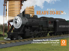MTH 30-4245-1 Southern Pacific 2-8-0 Steam Freight R-T-R Train Set w/Proto-Sound