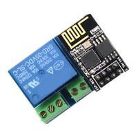 ESP8266 ESP-01S + 5V WiFi Relay Module Smart Home Remote Control Unlock Board