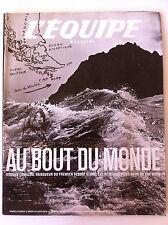L'Equipe Magazine du 13/01/2001; Cap Horn, Titouan Lamazou/ Agassi/ BIanchetti