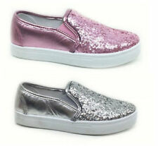 Unbranded Party Slip - on Shoes for Girls