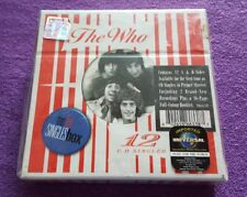 The Who ~ The 1st Singles Box  ( Collector's Edition ) Cd