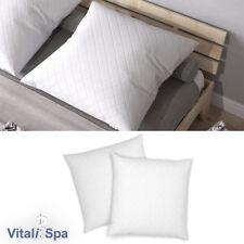 VitaliSpa 2er Set Microfaser Kopfkissen 80 x 80 cm Allergiker geeignet Kissen