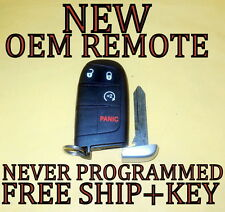 NEW OEM 2011-2018 DODGE JOURNEY DURANGO SMART KEY PROXIMITY REMOTE FOB 68066350