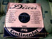 LOT DICK FARNEY 2 78 RPM BRAZIL BOSSA NOVA SOMOS DOIS / PERDIDOS DE AMOR BONFÁ
