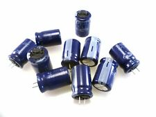 Samwha Electrolytic Capacitors 25v 1000uf 85'C Radial 10 Pieces OL0440