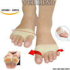PEDIMEND Soft Gel Forefoot Support (5PAIRS) - Hard Skin Sore Insole - Foot Care