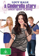 A Cinderella Story: Once Upon a Song DVD Region 4 New & Sealed Lucy Hale
