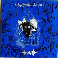 """CREAMING JESUS 'Headrush' EP Upside Down 12"""" 1992 gothic new"""