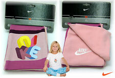 Nike Girls Childrens Scarf Pink AUTHENTIC