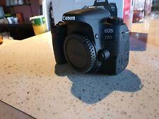 Canon EOS 77D 24,2 Mpix Appareil Photo Numérique - Noir (Boîtier Nu)