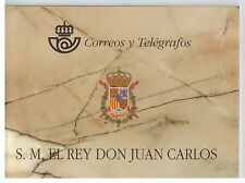 ESPAÑA II CENTENARIO 1998. Edifil 3544C. ** MNH. CARNET DEL REY 1998 COMPLETO