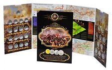 ✔ Russia 2, 5, 10 rubles 2012 Borodino PATRIOTIC WAR - Capsul Album