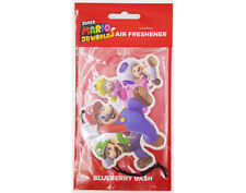 super Mario 3d world air freshener blueberry bash scent just funky