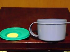 Vintage Tupperware #4 16 oz Microwavable container with vented lid 31558-4