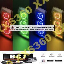 ORACLE Headlight HALO KIT RINGS for Cadillac Escalade 07-13 LED COLORSHIFT BC1