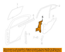 GM OEM Rear Door-Window Regulator 22730702