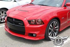 2011-2014 Dodge Charger Oracle Red LED Headlight & Fog Light Halo Kit