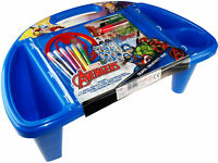 Marvel Avengers Table / Lap Activity Travel Tray - Great for Car Trips Holidays