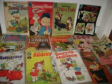 Vintage Comic Book Lot...Dennis the Menace/Disney...Set of 13...Lot 3