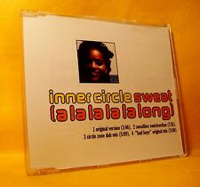 MAXI Single CD Inner Circle Sweat (A La La La La Long) 4TR 1992 Reggae-Pop