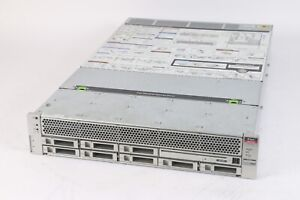 Sun Oracle SPARC T3-1 541-3857-09 Server 16 Core 1.65 / 32GB PC3l 10600