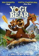 YOGI BEAR (2011) NEW DVD
