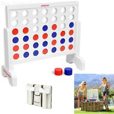 Giant Connect Four Indoor&Outdoor Party Fun Beach Game Adults&Kids Family Fun