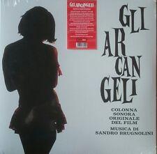 Sandro Brugnolini Gli Arcangeli soundtrack LP re-issue Dagored ltd ed OST jazz