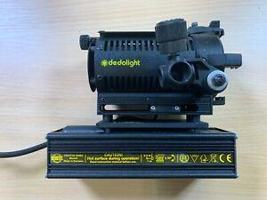 dedolight DLHM4-300DMX-E - Fok. 150W Kunstlicht-Leuchte - DMX Gesteuert (#82)