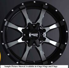 """4 New 17"""" Wheels Rims for Toyota Tacoma 4-Runner FJ Cruiser 6 lug -25080"""