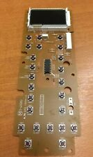 Panasonic Microwave Control/Display Board.  E62604V00BP