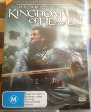 The Kingdom Of Heaven (DVD, 2005) *USED   *