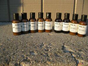 Lot 9 Le Labo Rose 31 Travel 3 Shampoo + 2 Lotion + 2 Conditioner + 2 Shower Gel