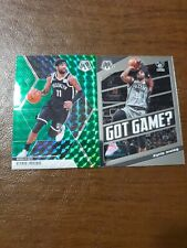 2019-20 Mosaic Green and Got Game Cards