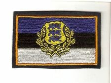 Germany & Estonia Estonian Foreign Legion Volunteers Wehrmacht 2.75 X 4 in bl fl