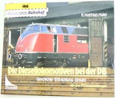 La Locomotives Diesel à La DB Matthias Maier Franckh Livre Å