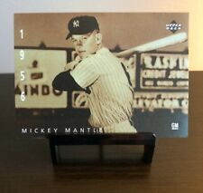 New listing Mickey Mantle 1994 Upper Deck #5 THE AMERICAN EPIC 1956 New York Yankees